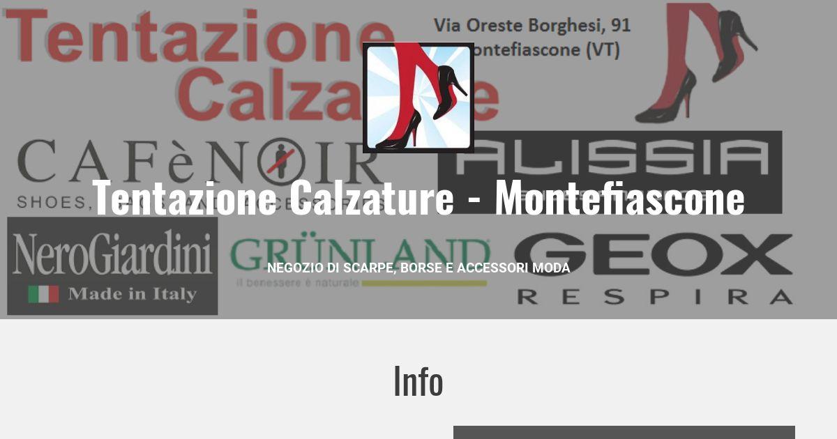 new york 9930f 6daaa Tentazione Calzature - Pelletteria & Accessori Moda