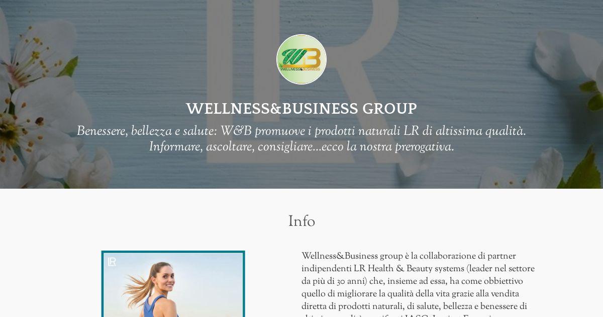 Wellness Business Group