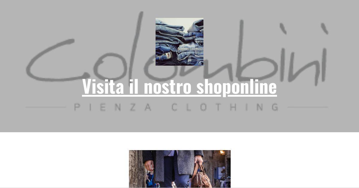 newest e5f34 5f272 Colombini Pienza
